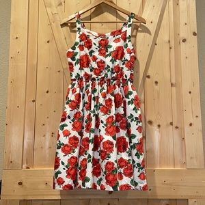 Disney Beauty & the Beast Collection Rose Dress